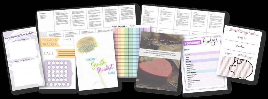 Growth Mindset PLR Pack